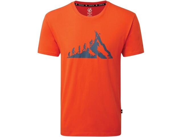 Dare 2b Integrate T-shirt Heren, trail blaze